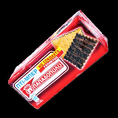 680cd9426bc Πτι-Μπερ με επικάλυψη σοκολάτα γάλακτος – Βασιλάκι Περίπτερο Κρεμαστή
